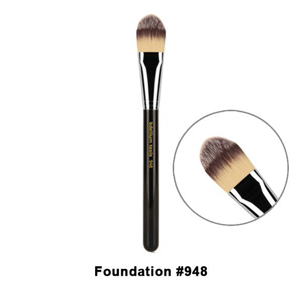 Bdellium Tools Maestro Series Brushes for Face - 948 Foundation | Camera Ready Cosmetics - 14