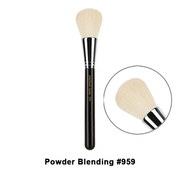 Bdellium Tools Maestro Series Brushes for Face - 959 Powder Blending | Camera Ready Cosmetics - 23
