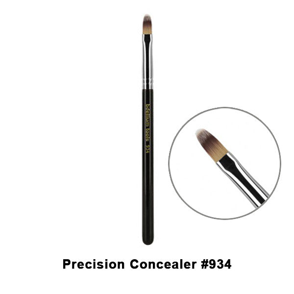 Bdellium Tools Maestro Series Brushes for Face - 934 Precision Concealer | Camera Ready Cosmetics - 5