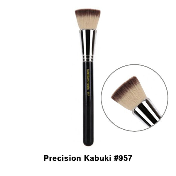 Bdellium Tools Maestro Series Brushes for Face - 957 Precision Kabuki | Camera Ready Cosmetics - 21