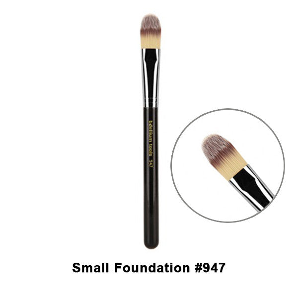 Bdellium Tools Maestro Series Brushes for Face - 947 Small Foundation | Camera Ready Cosmetics - 13