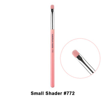 alt Bdellium Tools Pink Bambu Brushes for Eyes 772 SmallShader (Pink)
