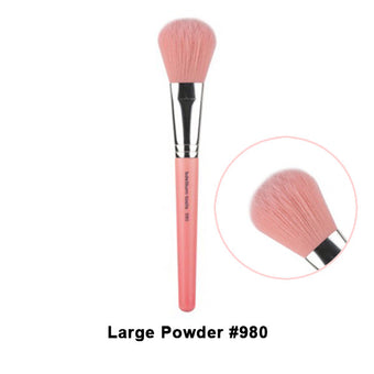 Bdellium Tools Pink Bambu Brushes for Face - 980 Powder | Camera Ready Cosmetics - 27