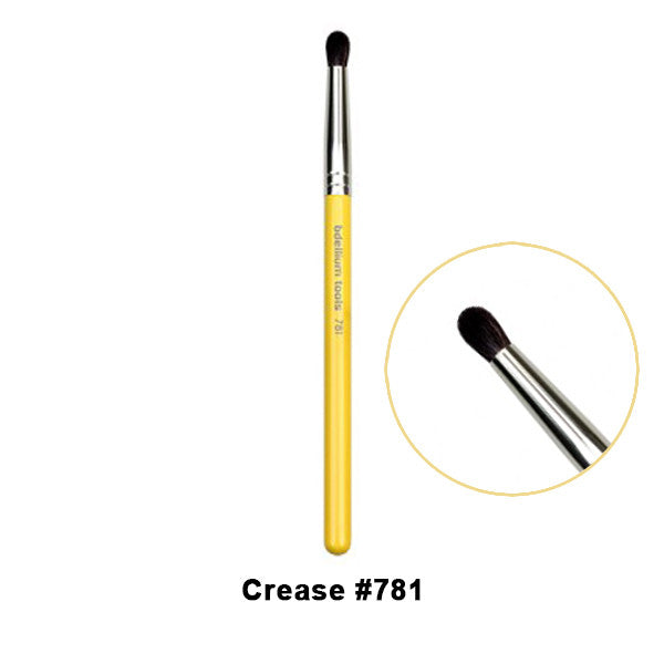 Bdellium Tools Studio Line Brushes for Eyes - 781 Crease | Camera Ready Cosmetics - 34