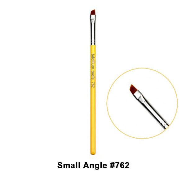 Bdellium Tools Studio Line Brushes for Eyes - 762 Small Angle | Camera Ready Cosmetics - 17