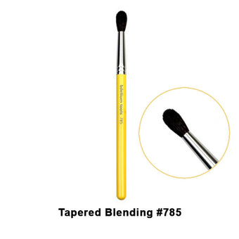 alt Bdellium Tools Studio Line Brushes for Eyes 785 Tapered Blending (Studio)