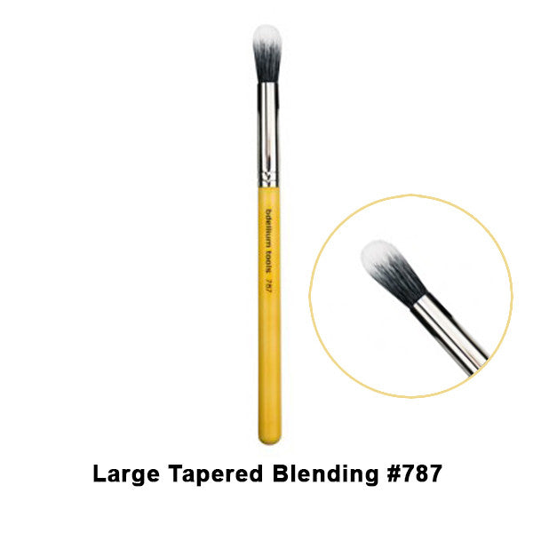 Bdellium Tools Studio Line Brushes for Eyes - 787 Large Tapered Blending | Camera Ready Cosmetics - 37
