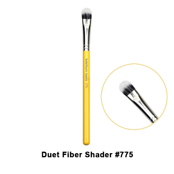 Bdellium Tools Studio Line Brushes for Eyes - 775 Duet Fiber Shader | Camera Ready Cosmetics - 28