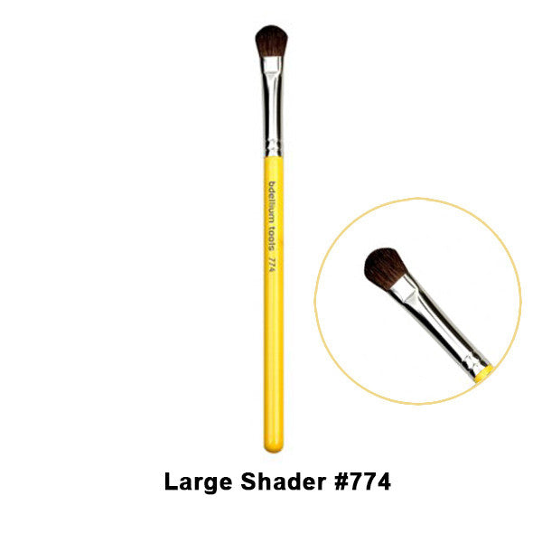 Bdellium Tools Studio Line Brushes for Eyes - 774 Large Shader | Camera Ready Cosmetics - 27