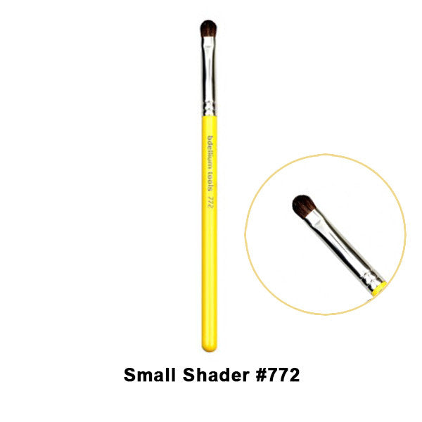 Bdellium Tools Studio Line Brushes for Eyes - 772 Small Shader | Camera Ready Cosmetics - 25