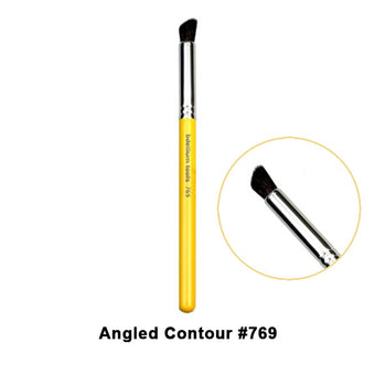 Bdellium Tools Studio Line Brushes for Eyes - 769 Angled Contour | Camera Ready Cosmetics - 24