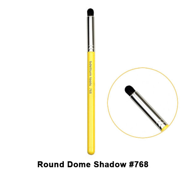 Bdellium Tools Studio Line Brushes for Eyes - 768 Round Dome Shadow | Camera Ready Cosmetics - 23