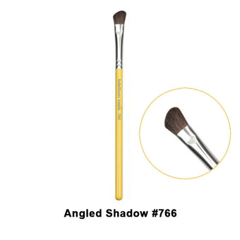 Bdellium Tools Studio Line Brushes for Eyes - 766 Angled Shadow | Camera Ready Cosmetics - 21