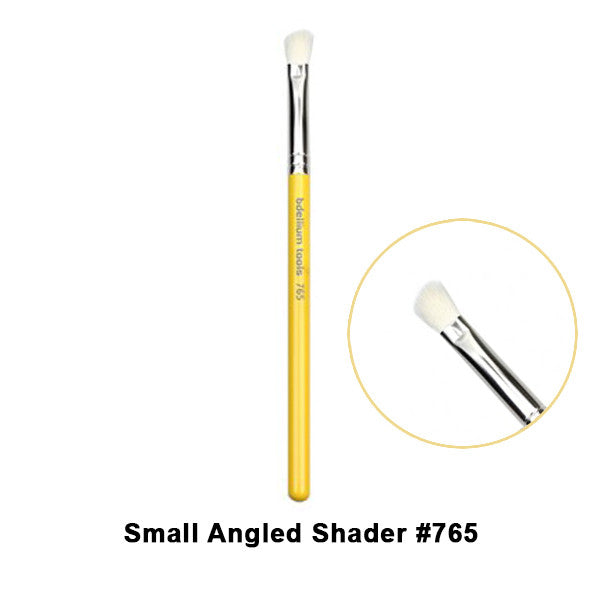 Bdellium Tools Studio Line Brushes for Eyes - 765 Small Angled Shader | Camera Ready Cosmetics - 20