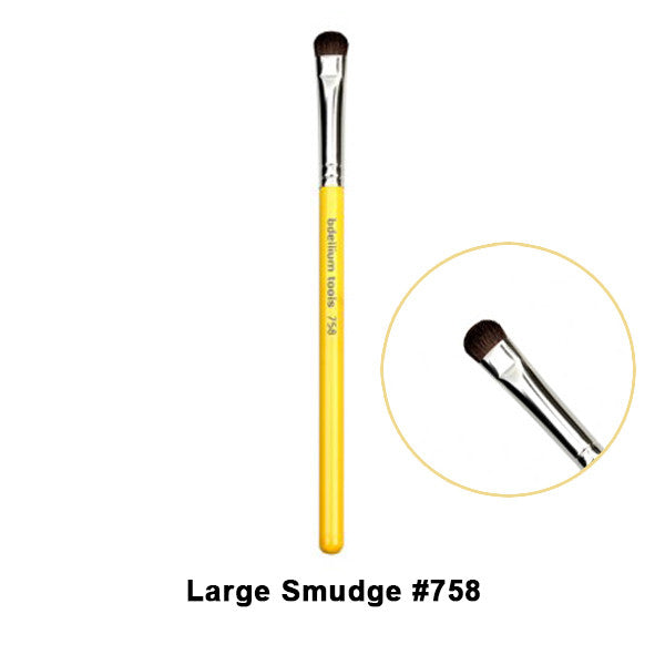 Bdellium Tools Studio Line Brushes for Eyes - 758 Large smudge | Camera Ready Cosmetics - 15