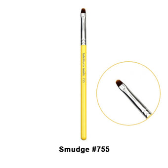 Bdellium Tools Studio Line Brushes for Eyes - 755 Smudge | Camera Ready Cosmetics - 14