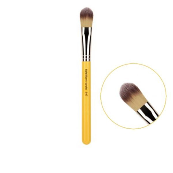 Bdellium Tools Studio Line Brushes for Face - 947 Small Foundation | Camera Ready Cosmetics - 11