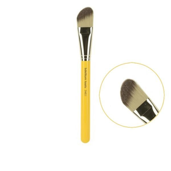 Bdellium Tools Studio Line Brushes for Face - 948.1 Slanted Foundation | Camera Ready Cosmetics - 13