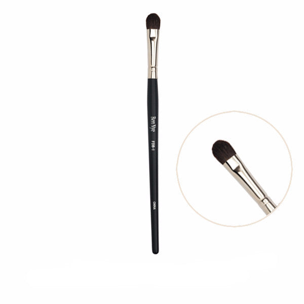 Ben Nye Fine Detail Makeup Brush - FDB-1 Petite Powder | Camera Ready Cosmetics - 2