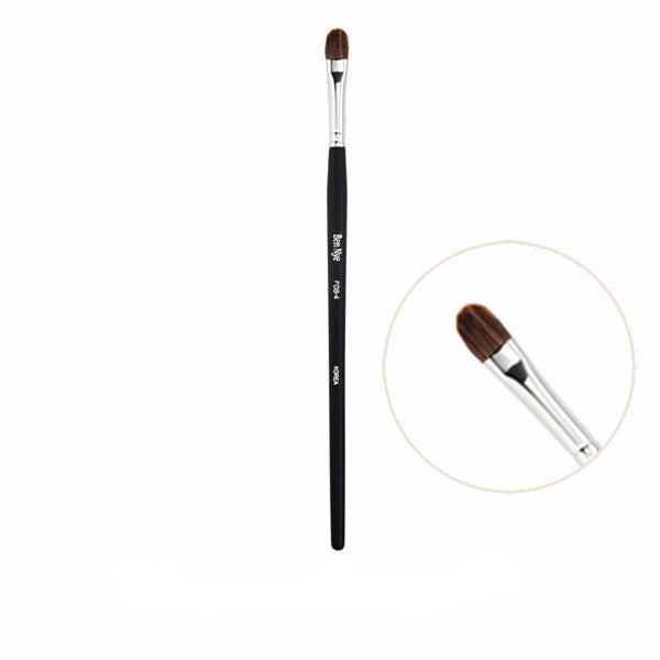 Ben Nye Fine Detail Makeup Brush - FDB-4 Petite Shader | Camera Ready Cosmetics - 6