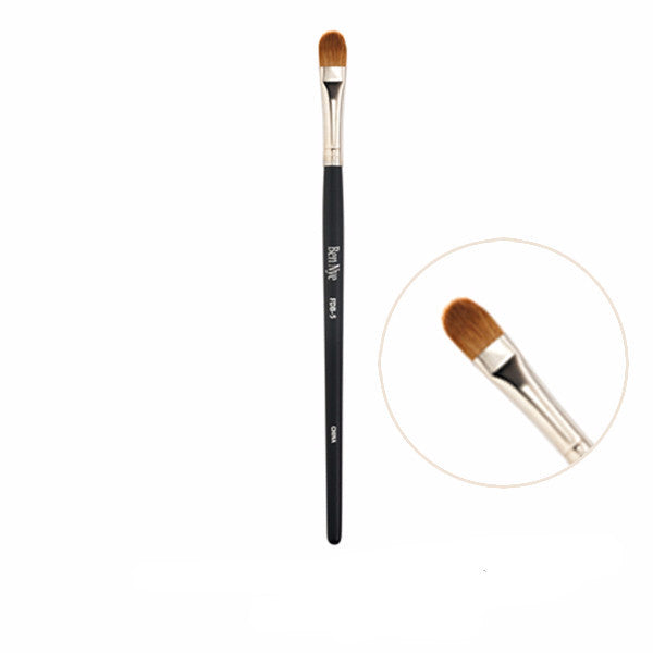 Ben Nye Fine Detail Makeup Brush - FDB-5 Medium Blender | Camera Ready Cosmetics - 7