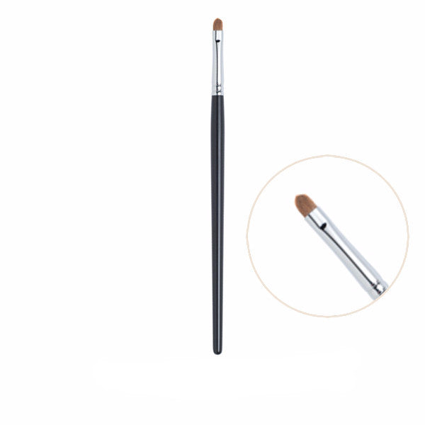 Ben Nye Fine Detail Makeup Brush - FDB-6 Petite Filbert | Camera Ready Cosmetics - 8