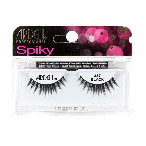 Ardell Lashes Spiky 387 (65192) -  | Camera Ready Cosmetics