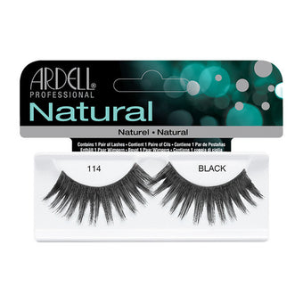Ardell Natural 114 - Black (61410) -  | Camera Ready Cosmetics