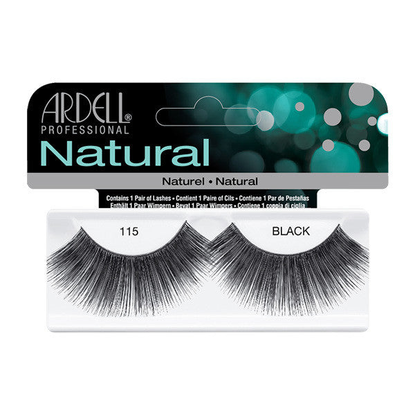 Ardell Natural 115 - Black (61510) -  | Camera Ready Cosmetics