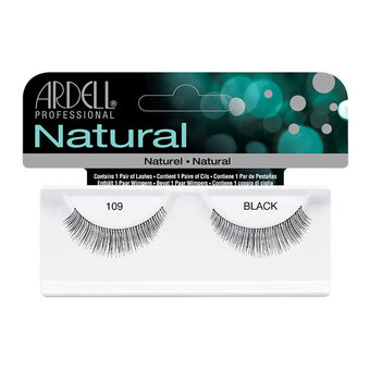Ardell Natural 109 - Black (65003) -  | Camera Ready Cosmetics