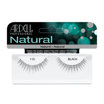 Ardell Natural 110 - Black (65004) (OOS- Not received with last order) -  | Camera Ready Cosmetics