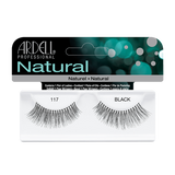 Ardell Natural 117 - Black (65005) -  | Camera Ready Cosmetics