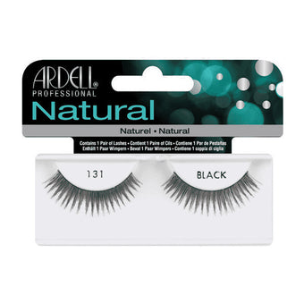 Ardell Natural 131 - Black (65006) -  | Camera Ready Cosmetics