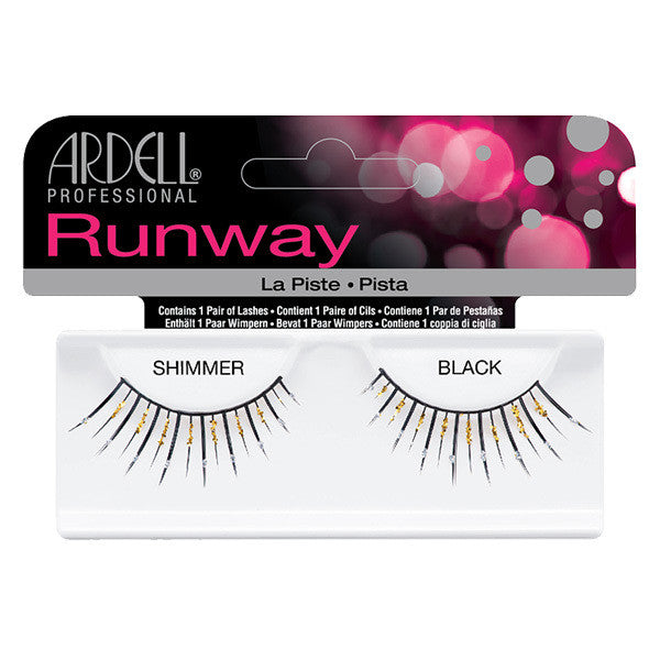 Ardell Runway Lashes Shimmer (65047) -  | Camera Ready Cosmetics