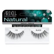 Ardell Natural 118 - Black (65091) -  | Camera Ready Cosmetics
