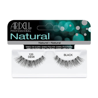 Ardell Natural 120 - Black Demi (65092) -  | Camera Ready Cosmetics