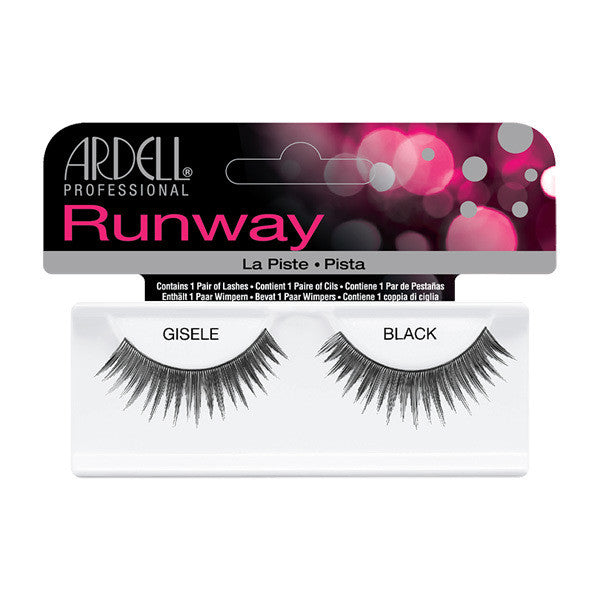 Ardell Runway Gisele Black (65007) -  | Camera Ready Cosmetics