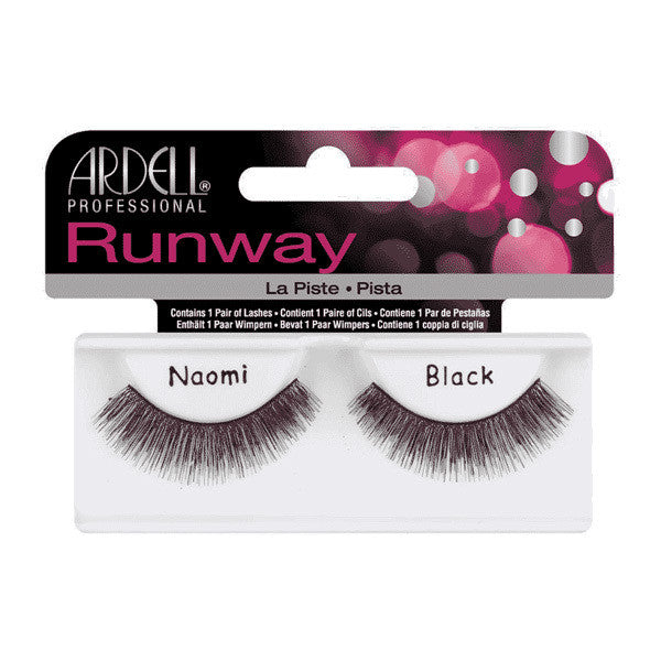 Ardell Runway Naomi Black (65029) -  | Camera Ready Cosmetics