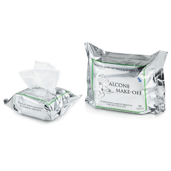 Alcone Make-Off Makeup Remover Cloths -  | Camera Ready Cosmetics - 2
