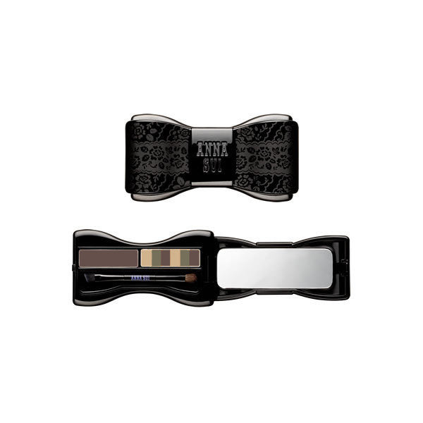 alt Anna Sui Eyebrow Color Compact 03 Ash Brown