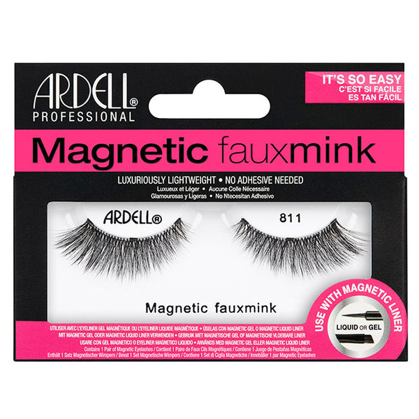 alt Ardell Magnetic Single Faux Mink Lashes Magnetic Faux Mink 811 (35092)