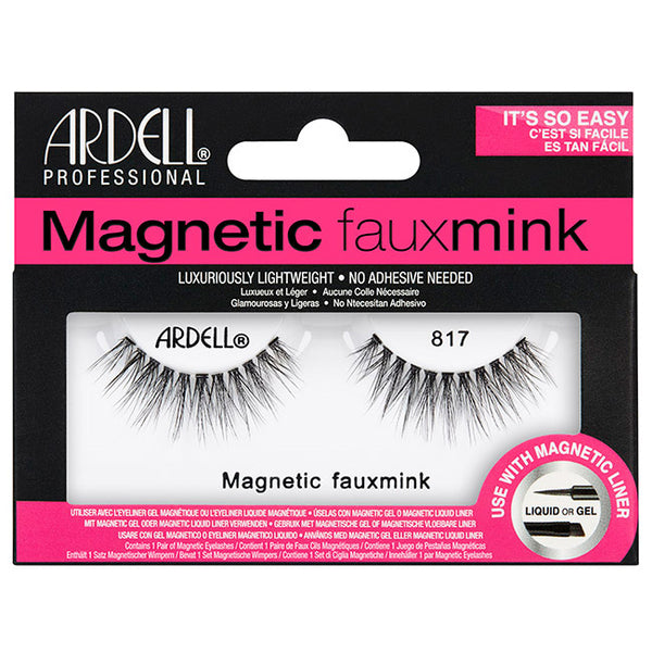 alt Ardell Magnetic Single Faux Mink Lashes Magnetic Faux Mink 817 (35093)