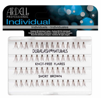 alt Ardell Individual Knot-Free Flare Lashes - Short Brown (65051)
