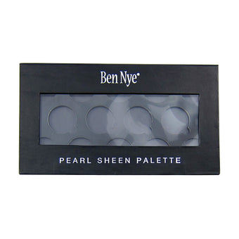 Ben Nye Empty 14-Well Refillable Palette -  | Camera Ready Cosmetics