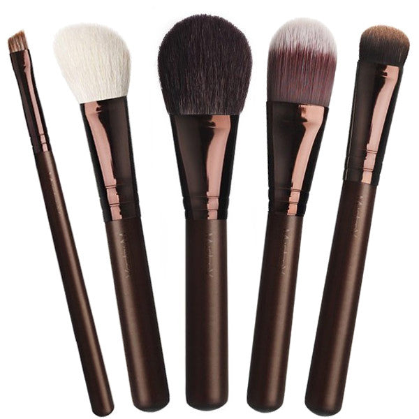MustaeV- Easy Go Brush Line (Chocolate) (Pre Order)  | Camera Ready Cosmetics