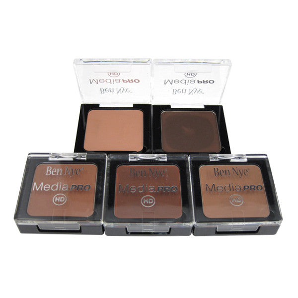 Ben Nye MediaPro Creme Shadow -  | Camera Ready Cosmetics - 3