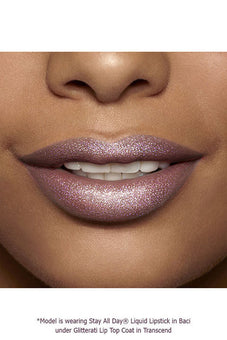 Stila Glitterati Lip Top Coat - Transcend (NEW PRODUCT - PAGE BEING BUILT)  | Camera Ready Cosmetics