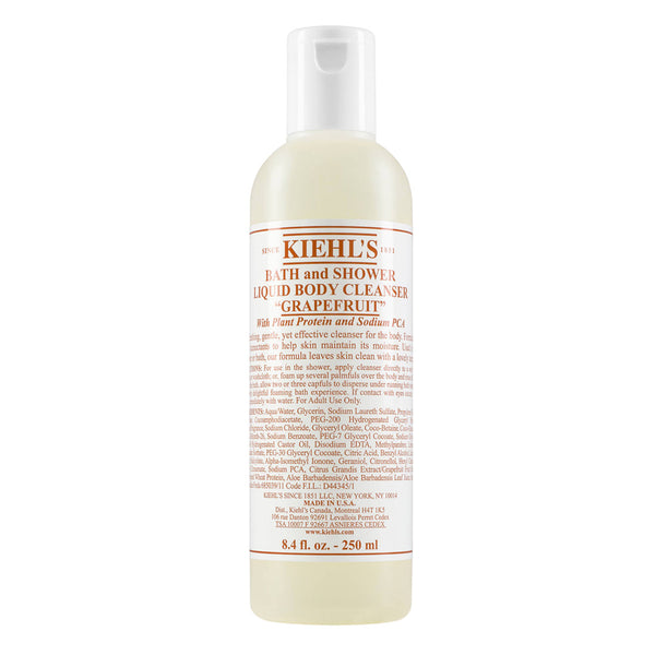 alt Kiehl's Since 1851 Bath and Shower Liquid Body Cleanser - Grapefruit 8.4 fl oz
