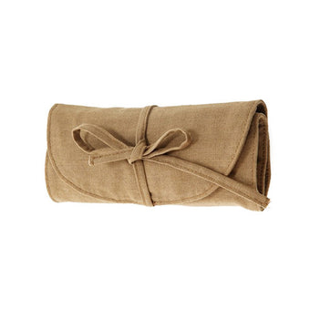 Bdellium Tools Bambu Brush Roll Up Pouch -  | Camera Ready Cosmetics - 1