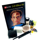 Ben Nye 3-D Special Effects Makeup Kit DK-2 (USA Only) - Camera Ready Cosmetics